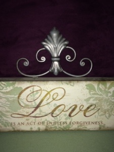 LoveConstantForgiveness